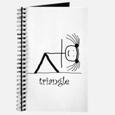Triangle Yoga pose: Journal