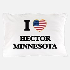 I love Hector Minnesota Pillow Case
