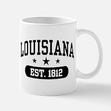 Louisiana Est. 1812 Mug