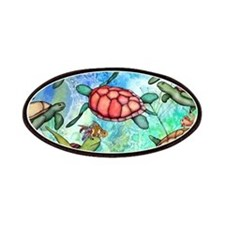 Sea Turtles Patch