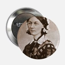 "Florence Nightingale 2.25"" Button (10 pack)"