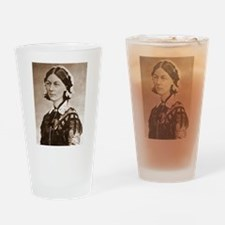 Florence Nightingale Drinking Glass