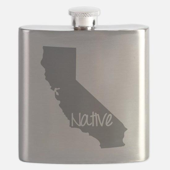 Cute California Flask