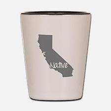 Unique University california Shot Glass