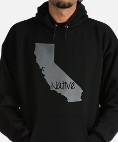 Unique Native of california Hoodie