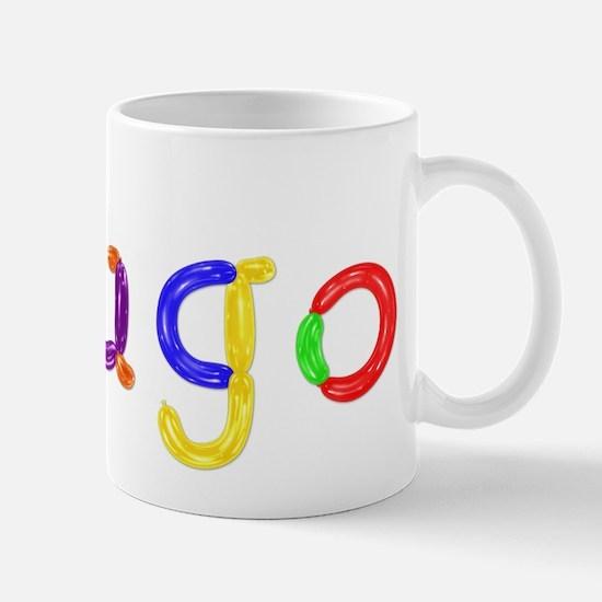 Hugo Balloons Mugs
