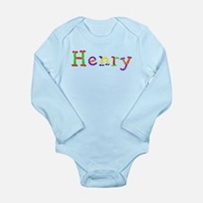 Henry Balloons Body Suit