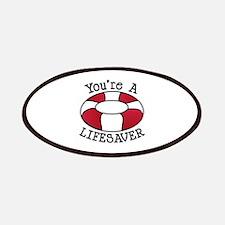 You're A Lifesaver Patch