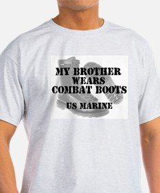 My Brother Wears Marine CB T-Shirt