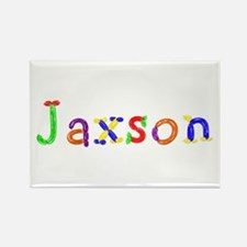 Jaxson Balloons Rectangle Magnet