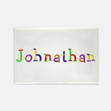 Johnathan Balloons Rectangle Magnet
