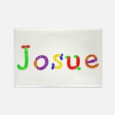 Josue Balloons Rectangle Magnet