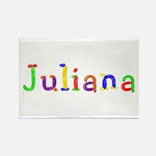 Juliana Balloons Rectangle Magnet