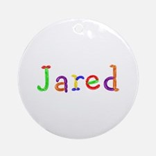 Jared Balloons Round Ornament