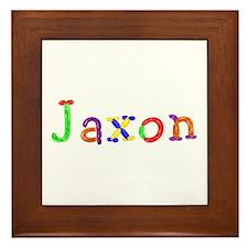 Jaxon Balloons Framed Tile