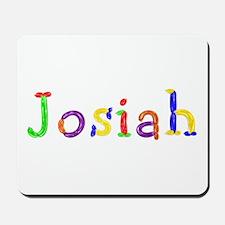 Josiah Balloons Mousepad