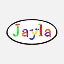 Jayla Balloons Patch