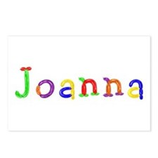 Joanna Balloons Postcards 8 Pack