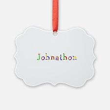 Johnathon Balloons Ornament