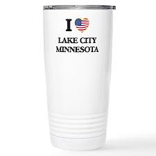 I love Lake City Minnes Travel Mug