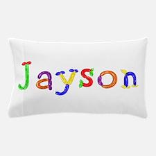 Jayson Balloons Pillow Case