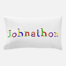 Johnathon Balloons Pillow Case