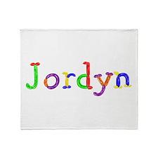 Jordyn Balloons Throw Blanket