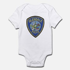 Glendale Police Infant Bodysuit