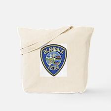 Glendale Police Tote Bag