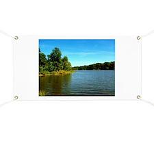 Old Timbers Lake Banner