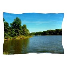 Old Timbers Lake Pillow Case