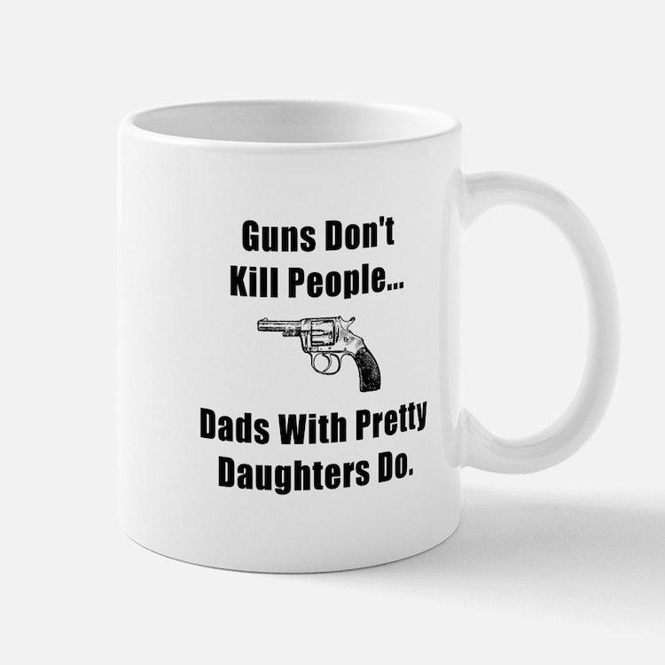 Dad Gun Mugs