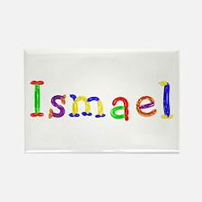Ismael Balloons Rectangle Magnet