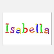 Isabella Balloons Postcards 8 Pack