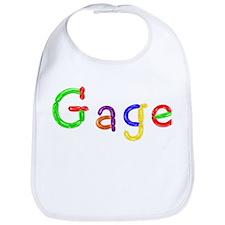 Gage Balloons Bib