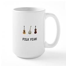 Folk Yeah Mugs
