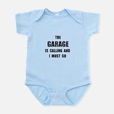 Garage Calling Body Suit