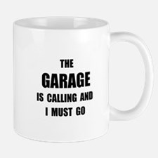 Garage Calling Mugs