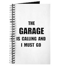 Garage Calling Journal