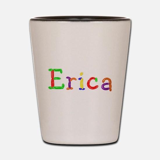 Erica Balloons Shot Glass