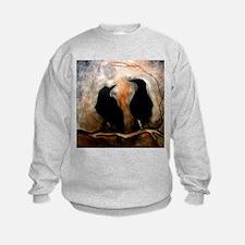 Black Birds Sweatshirt