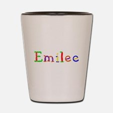 Emilee Balloons Shot Glass