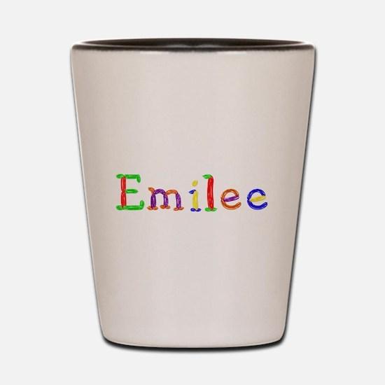 Emilee Balloons Shot Glass