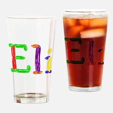 Eli Balloons Drinking Glass