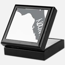Cute Florida Keepsake Box