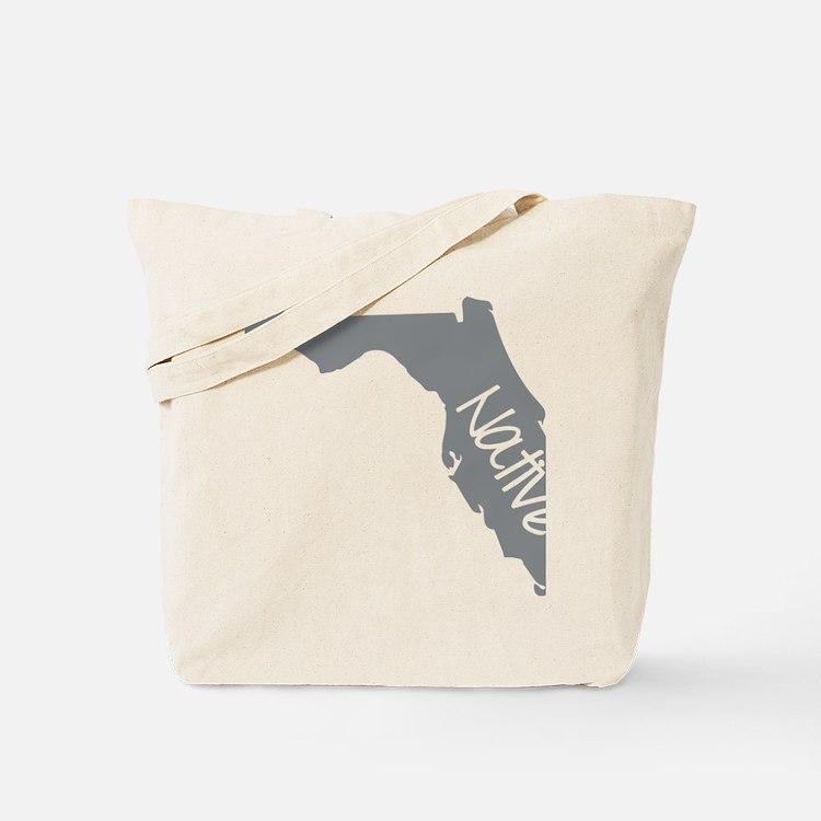 Cute Florida native Tote Bag