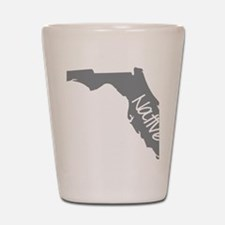 Unique Florida Shot Glass