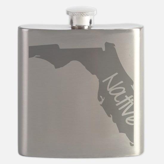 Cute Florida Flask