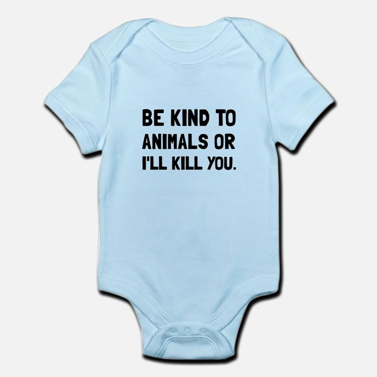 Kind To Animals Body Suit