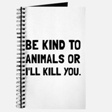 Kind To Animals Journal